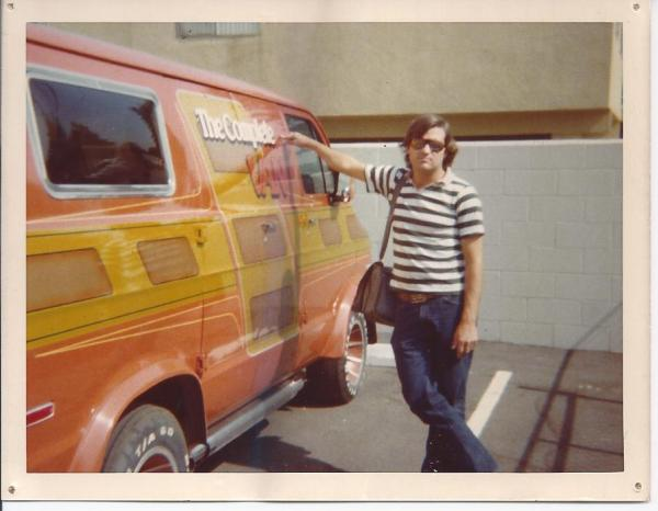 Van Book Tour 1975
